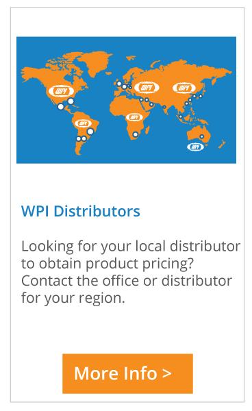 WPI International Distributors