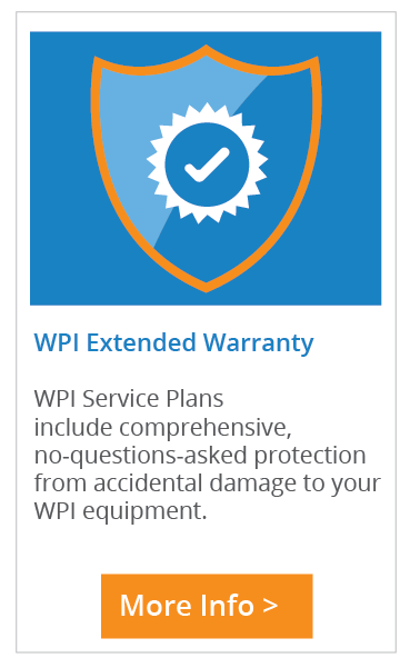 WPI Extended Warrnty