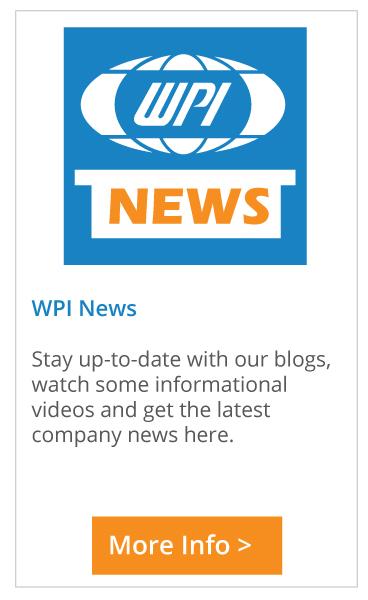 WPI News Videos and Blogs