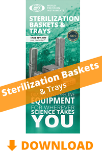 Download the Sterilization Baskets & Trays brochure
