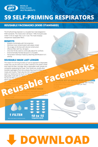 Download the facemasks brochure