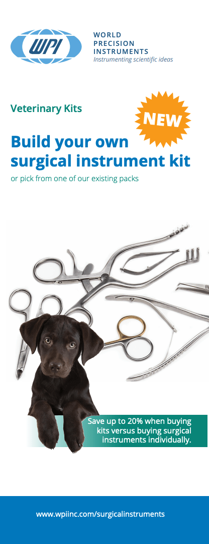 Custom design a kit for veterinarians