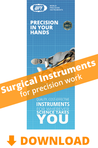Download WPI's Surgical Instrument brochure