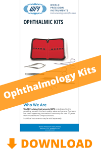 Download the brochure on Ophthalmic Surgical Instrument kits