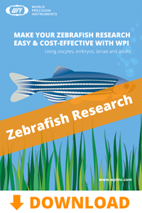 Download the Zebrafish Applications brochure