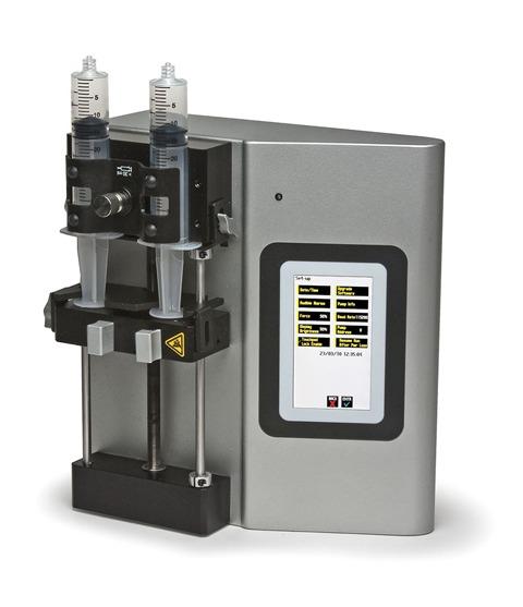 The SPL pump vertically