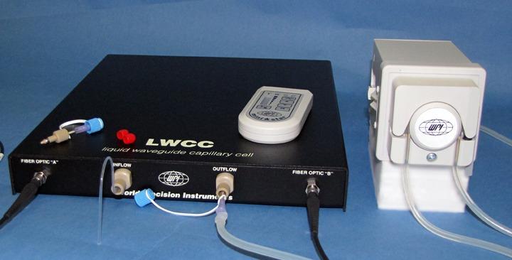 LWCC with MiniStar Pump